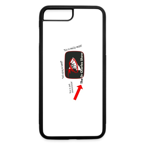 Mugs, Phone Cases, Buttons. Wooohooo! - iPhone 7 Plus/8 Plus Rubber Case