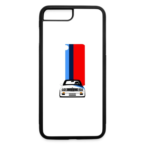 iPhone M3 case - iPhone 7 Plus/8 Plus Rubber Case