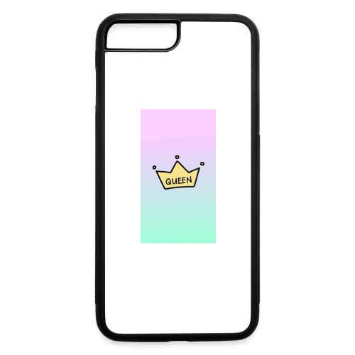 Your the Queen design - iPhone 7 Plus/8 Plus Rubber Case