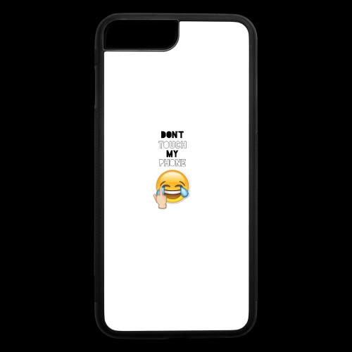 Don't Touch My Phone Cases - iPhone 7 Plus/8 Plus Rubber Case