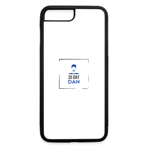 35DD Male - iPhone 7 Plus/8 Plus Rubber Case