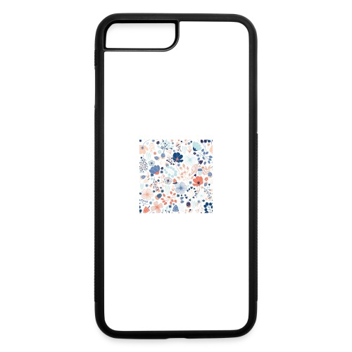 flowers - iPhone 7 Plus/8 Plus Rubber Case
