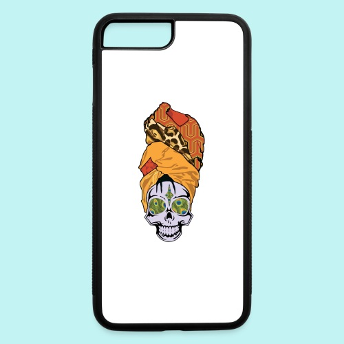 ERYKAH BADU SKULLY - iPhone 7 Plus/8 Plus Rubber Case