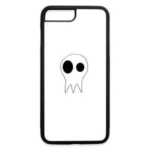The Grims Skull Logo - iPhone 7 Plus/8 Plus Rubber Case