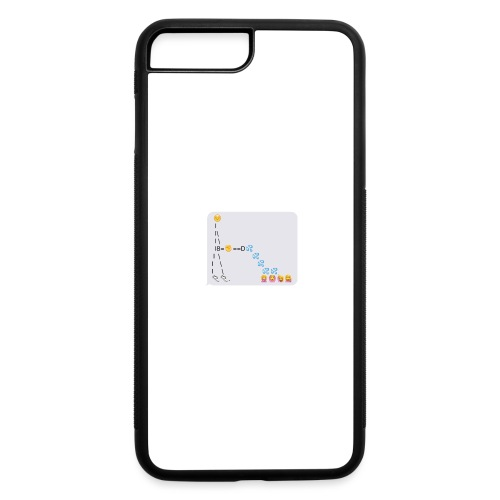 PD Cover Art - iPhone 7 Plus/8 Plus Rubber Case