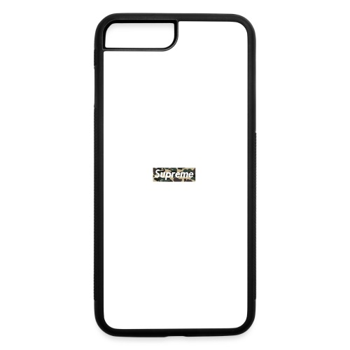 Supreme IPhone Case|Army filter - iPhone 7 Plus/8 Plus Rubber Case