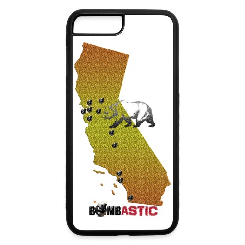 Golden State - iPhone 7 Plus/8 Plus Rubber Case