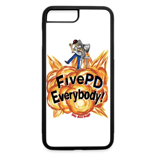 It's FivePD Everybody! - iPhone 7 Plus/8 Plus Rubber Case
