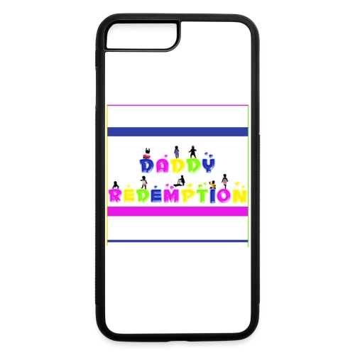 DADDY REDEMPTION T SHIRT TEMPLATE - iPhone 7 Plus/8 Plus Rubber Case