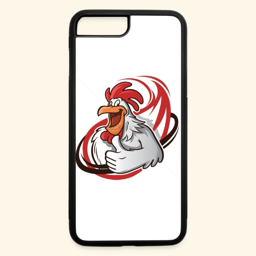 cartoon chicken with a thumbs up 1514989 - iPhone 7 Plus/8 Plus Rubber Case