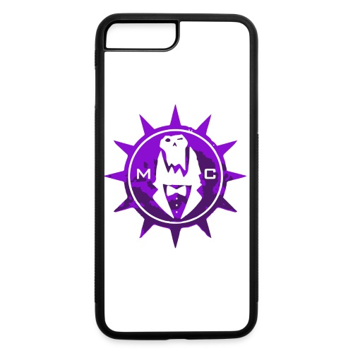 Vector MC Logo 2 colors V2 - iPhone 7 Plus/8 Plus Rubber Case