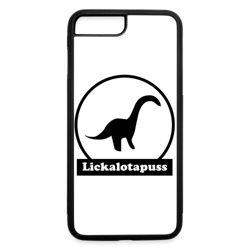 Lickalotapuss - iPhone 7 Plus/8 Plus Rubber Case
