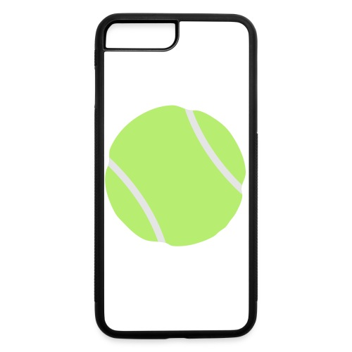 tennis ball - iPhone 7 Plus/8 Plus Rubber Case