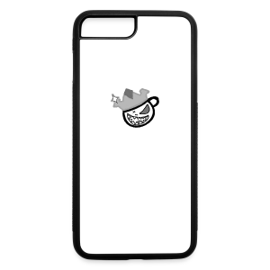 Tyrant black logo - iPhone 7 Plus/8 Plus Rubber Case