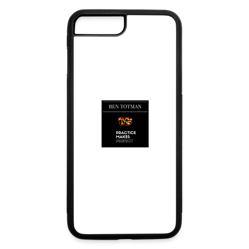 Ben Totman - iPhone 7 Plus/8 Plus Rubber Case