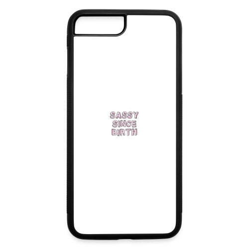 Sassy - iPhone 7 Plus/8 Plus Rubber Case