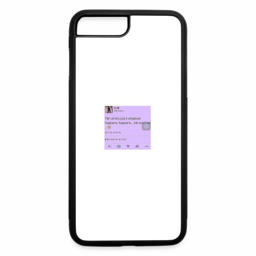 Idc anymore - iPhone 7 Plus/8 Plus Rubber Case