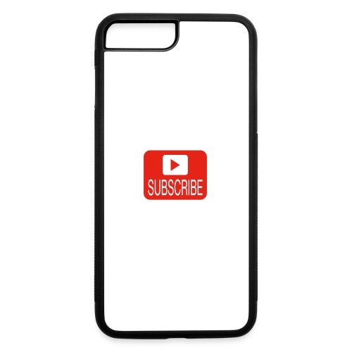 Hotest Merch in the Game - iPhone 7 Plus/8 Plus Rubber Case