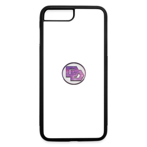 DerpDagg Logo - iPhone 7 Plus/8 Plus Rubber Case