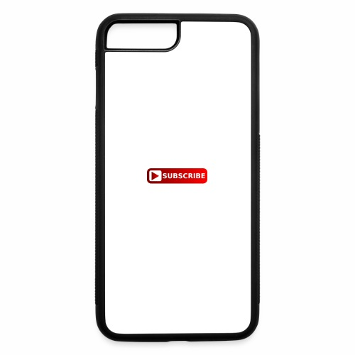 subsciribe mug - iPhone 7 Plus/8 Plus Rubber Case