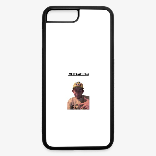 Lukey Dukey - iPhone 7 Plus/8 Plus Rubber Case