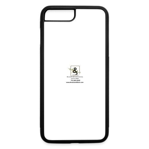Brooks Davis - iPhone 7 Plus/8 Plus Rubber Case