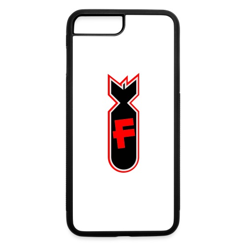 Character Crusade Fbomb - iPhone 7 Plus/8 Plus Rubber Case
