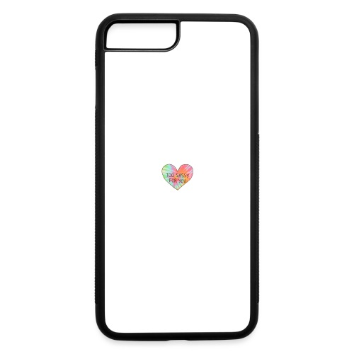 2 sassy 4 u - iPhone 7 Plus/8 Plus Rubber Case