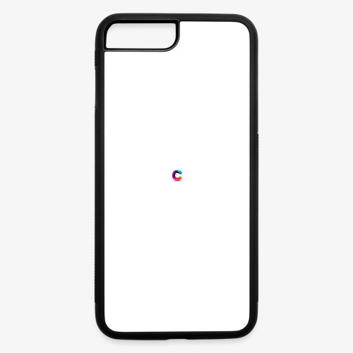 Team Code Logo - iPhone 7 Plus/8 Plus Rubber Case