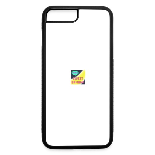 SweetBananaGaming Logo - iPhone 7 Plus/8 Plus Rubber Case