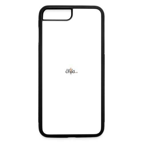 muslimchildlogo - iPhone 7 Plus/8 Plus Rubber Case