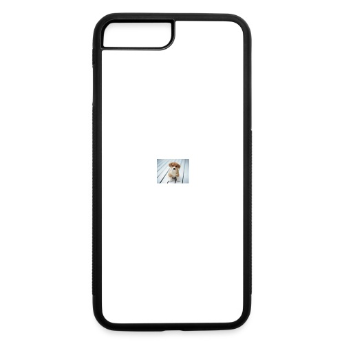 for my you tube channel - iPhone 7 Plus/8 Plus Rubber Case