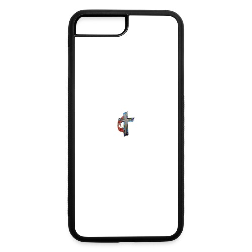 this is the cross - iPhone 7 Plus/8 Plus Rubber Case