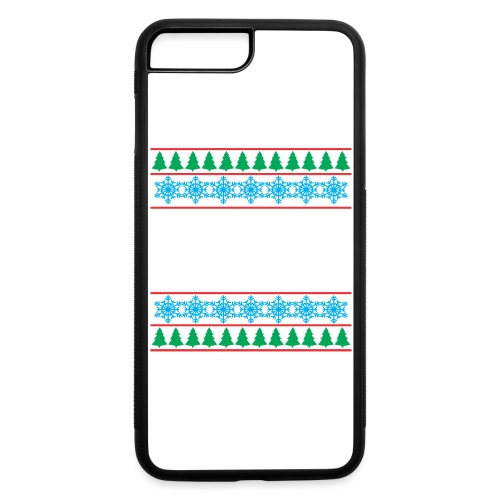 MK6 GTI Ugly Christmas Sweater - iPhone 7 Plus/8 Plus Rubber Case