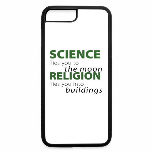 Science, Fly me to the Moon - iPhone 7 Plus/8 Plus Rubber Case