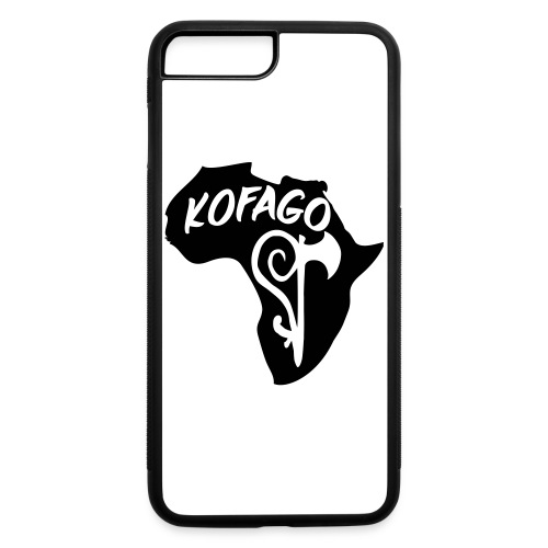 Kofago Logo - iPhone 7 Plus/8 Plus Rubber Case