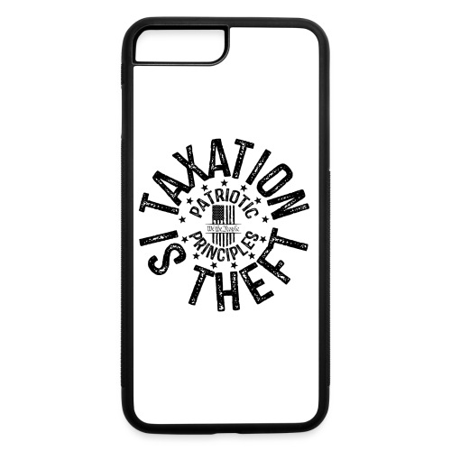 OTHER COLORS AVAILABLE TAXATION IS THEFT BLACK - iPhone 7 Plus/8 Plus Rubber Case