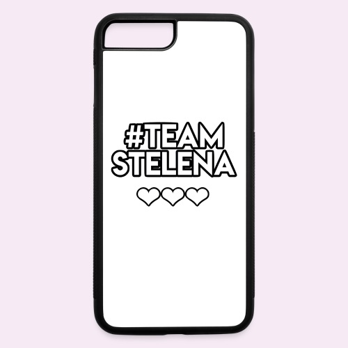 #TEAMSTELENA Merchandise - iPhone 7 Plus/8 Plus Rubber Case