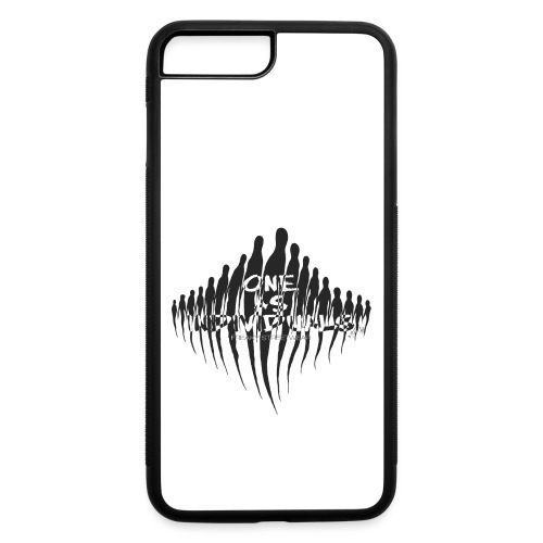 one as individuals - iPhone 7 Plus/8 Plus Rubber Case