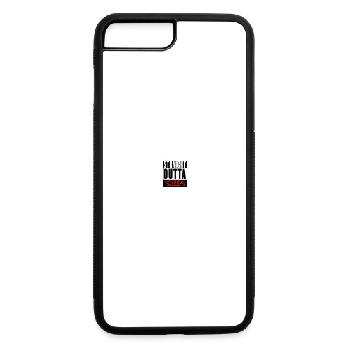straight outta sheeps - iPhone 7 Plus/8 Plus Rubber Case