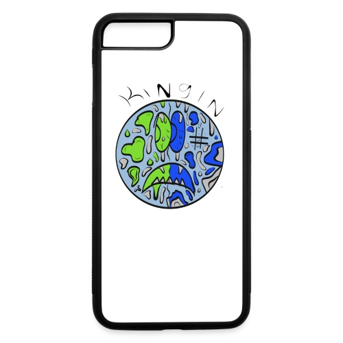 Kingin - iPhone 7 Plus/8 Plus Rubber Case