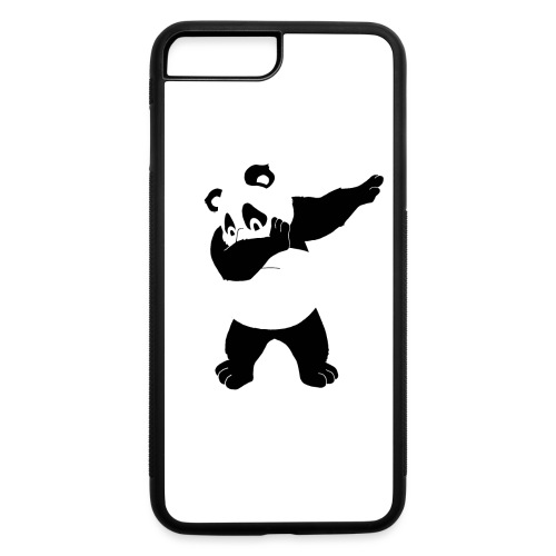 Dabbing Bear - iPhone 7 Plus/8 Plus Rubber Case