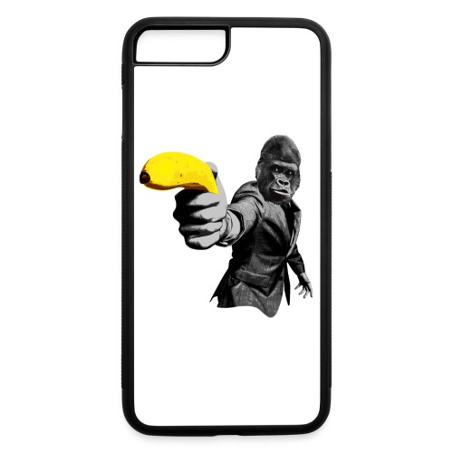 Officer Ape 001 - iPhone 7 Plus/8 Plus Rubber Case