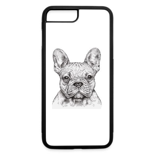 French Bulldog - iPhone 7 Plus/8 Plus Rubber Case