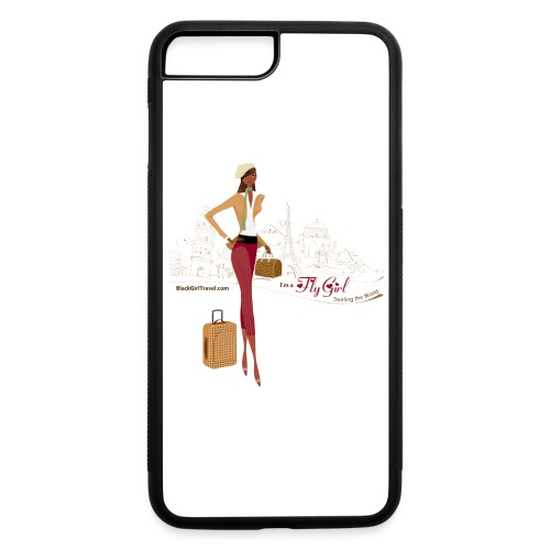 BrowOutfitPNG png - iPhone 7 Plus/8 Plus Rubber Case