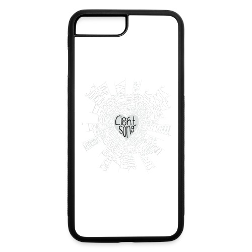 LightSong High Frequency2 - iPhone 7 Plus/8 Plus Rubber Case