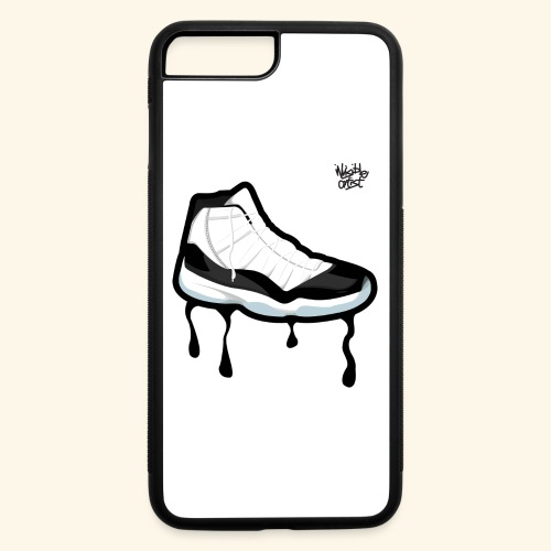air jordan vector - iPhone 7 Plus/8 Plus Rubber Case
