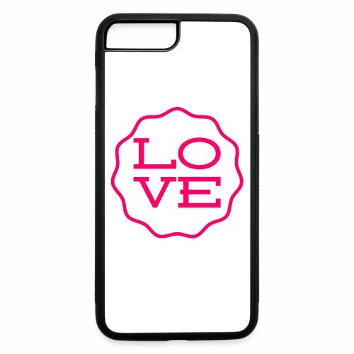 love design - iPhone 7 Plus/8 Plus Rubber Case