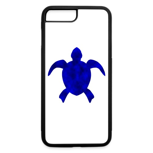 Sea turtle blue - iPhone 7 Plus/8 Plus Rubber Case