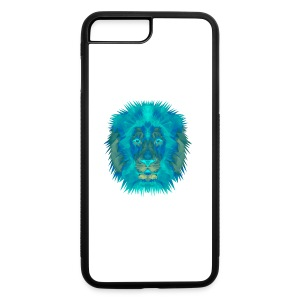Blue Line - iPhone 7 Plus/8 Plus Rubber Case